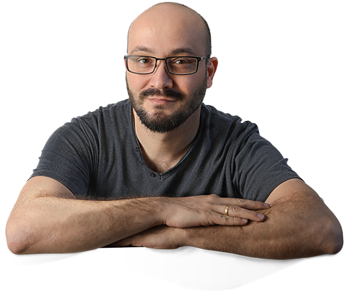 diseñador gráfico freelance apoyado